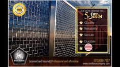 Our works alway be... 5 stars - Ram Fence Company