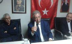 İstanbul Ahde Vefa 78 Derneği M.Nuri Yılmaz Konferansı ve Ümit Özdağ'a İhraça hayır etkinliği