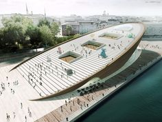 Stage One Gallery — Guggenheim Helsinki Design Competition