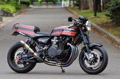 Racing Cafè: Kawasaki KZ 1000 MKII RCM-201 by Sanctuary Tokyo West