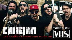 Callejon - Ich lehne leidenschaftlich ab \m/  Metalcore from Germany...