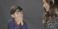 Watch These Parents Talk to Their Kids About Sex for the First Time  - ELLE.com