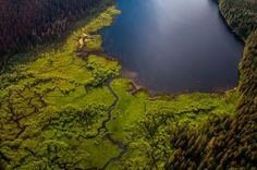 Alaskan Landscape Photo by Alex Visbal -- National Geographic Your Shot