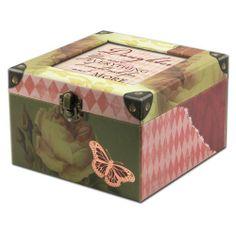 Belle Papier Daughter Music Box