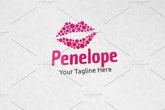 Penelope - Logo Tempalte by Martin-Jamez on @creativemarket