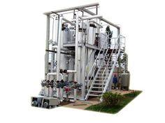Angstrom Advanced Hydrogen Generating Plant by Methanol