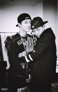 B.I and Bobby