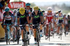 CHASING LE TOUR: A MEMORABLE WINDSWEPT STAGE - Stage 13 - By staying back to help Valverde's (doomed) attempt to rejoin the lead group, several Movistar riders dropped down the general classification. Perhaps worse, Movistar went from leading the team's classification to 15th as a result.
