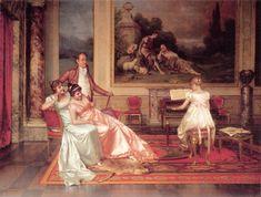 Vittorio Reggianini   (Italian, 1858-1938)   -  The Piano Recital