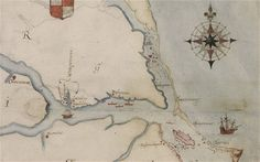 A new look at a 425-year-old map, painted by Roanoke colonist leader John White, has yielded a tantalizing clue about the fate of the Lost Colony, the settlers who disappeared from Britain's Roanoke Island in the late 16th century.