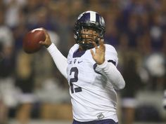 Trevone Boykin, TCU: Senior quarterback threw for 436