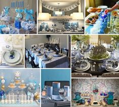 PRETTY PARTY: CHANUKAH, COME LIGHT THE MENORAH!  www.intertwinedevents.com
