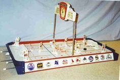 <3 Loved playing this with my Dad!           We were Big Chicago Blackhawk            fans! :)