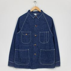Jacket - One Wash | orSlow | Peggs & son.