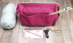 Bamboo Knitting Needles, Knitting Gauge, Knitting Stitches, Knitting Kits For Beginners, Hand Knit Scarf, Knitting Supplies, Yarn Ball, Knitted Bags, Yarn Needle