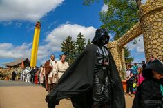 My first event as a 501st Stormtrooper: Taunus Wunderland on the 9th of May