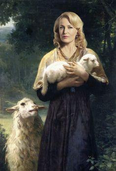 Hannibal - Bedelia's lamb