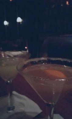 1/29/15. Marmont Bar. Great Bartender, free shots.