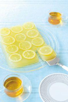 寒天とレモンで、さっぱりおいしい「やせおやつ」のでき上がり。【オレンジページ☆デイリー】料理レシピをはじめ、暮らしに役立つ記事をほぼ毎日配信します!