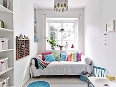 White & simple apartment