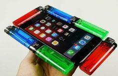iPhone 7 - cea mai ciudata carcasa artizanala (VIDEO)