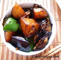 quick easy vegetarian recipes chinese eggplant recipes
