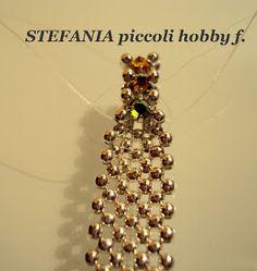 Best 12 Beaded beads tutorials and patterns, beaded jewelry patterns, wzory bizuterii ko… – SkillOfKing. Beading Techniques, Beading Tutorials, Beaded Bracelet Patterns, Beading Patterns, Do It Yourself Jewelry, Seed Bead Bracelets, Seed Beads, Bijoux Diy, Beaded Bracelets