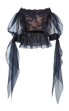 Shop Marchesa at Moda Operandi, and discover a curated collection of the latest . , Source by TotoroKidd moda Beautiful Outfits, Cute Outfits, Beautiful Clothes, Marchesa, Mode Inspiration, Lace Tops, Blouse Designs, Designer Dresses, Fashion Dresses