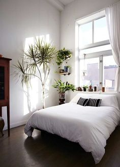 Bedroom Ideas Simple 5 beautiful minimalist bedrooms | minimalist bedroom, minimalist