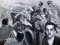 Gavrilo Princip, World War I, Sarajevo