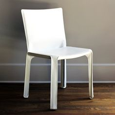 Just noticed this on sale on Fab. $799 for a Cassina Cab chair is a *damn* good deal, and it's one of the most iconic dining chairs out there. (OTOH it's only available here in white leather, which really only works if you don't have kids.