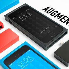 AUGMENT iPhone用モジュール式の充電ソリューション - ガジェットの購入なら海外通販のRAKUNEW(ラクニュー)