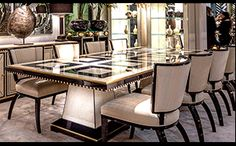 PEDESTAL DINING TABLE ART 1064ER