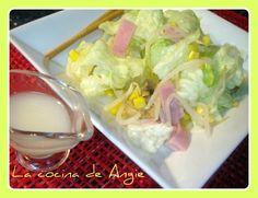 La cocina de Angie: ENSALADA CHINA