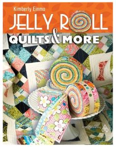 FREE Quilt Patterns Using Jelly Rolls Find the perfect Jelly Roll Quilt Pattern for your next quilting project right here. While searching for beautiful quilt designs using jelly roll fabric. All of the listed website links below point to a FREE quilt pattern using jelly rolls. Watch the free how-to videos with easy to follow instructions. http://www.squidoo.com/free-quilt-patterns-using-jelly-rolls