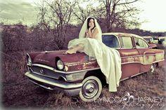 Junkyard bride