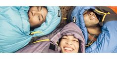 How to choose a sleeping bag!