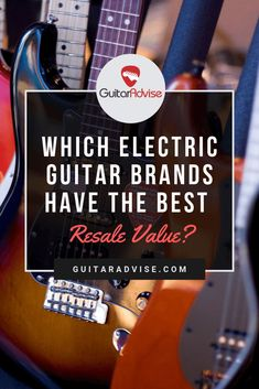 Here's comprehensive list of electric guitar brands with the best resale value and the worst resale value. Save yourself the trouble when its time to sell. Guitar Tips, Guitar Lessons, Cool Electric Guitars, Prs Guitar, Cheap Guitars, Guitar For Beginners, Custom Guitars, Gibson Les Paul, Indie Music