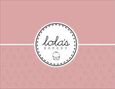Lola's Bakery logo. Cupcakes, brownies y mas