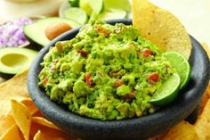 Guacamole: Como fazer a Receita Original
