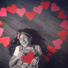 Valentine photo idea