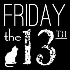 Did you know that fear of Friday the is known as ? Wishing you a lucky Friday the Friday The 13th Music, Friday The 13th Quotes, Friday The 13th Poster, Friday Jokes, Friday The 13th Funny, Friday The 13th Tattoo, Funny Friday Memes, Friday Funny Pictures, Friday Images