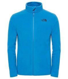 Fashion Winter Mens Warm Woolen Fleece Jacket Coat Wool Button Up ...