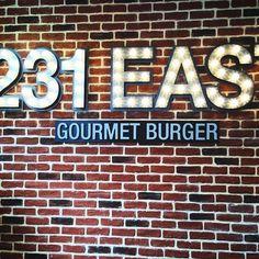 B I R T H D A Y  Burger #231east #GourmetBurger #21Y ✌️