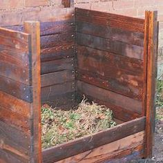 Bedna na kompost