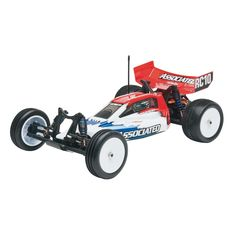 Associated 1/10 RC10B4.2 Brushless RTR LiPo Combo