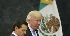 México es un país enorme y poderoso con una economía que vale un millón de millón de dólares,...