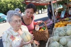 Picking Some Fresh Fruits and Veggies at the Farmer's Market: Senior Tips in Bowie, MD