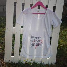 6248d6bcf Camisetas de embarazada supermonas en www.wondermami.com  wondermami   premamá  embarazada