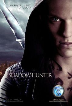 The Mortal Instruments poster - Jace ♥ #Hot #Speechless #OMFG!!!! Cant freaking wait for the movie to come out!!!